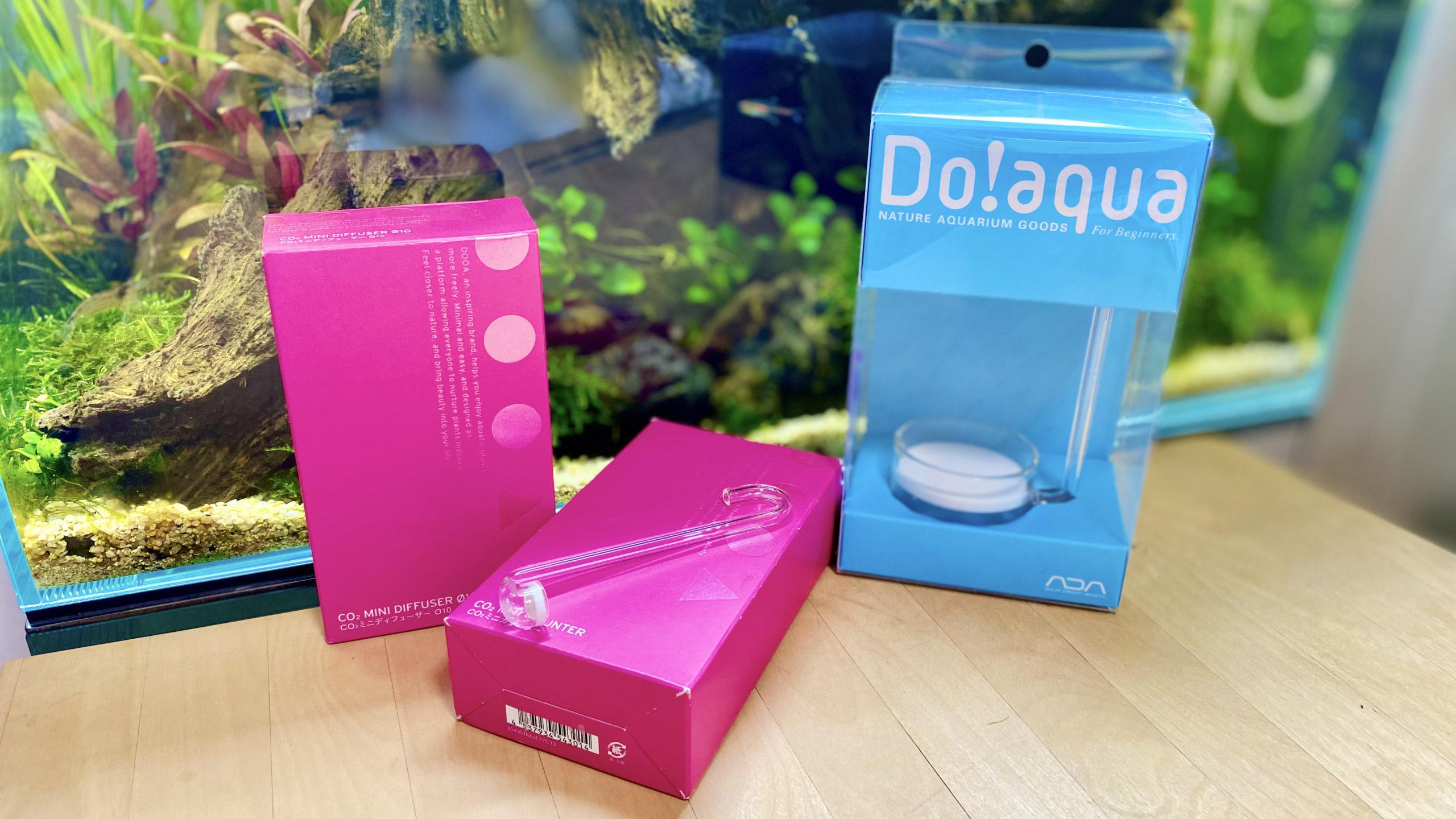 DOOA vs Do! aqua: What's the Difference?